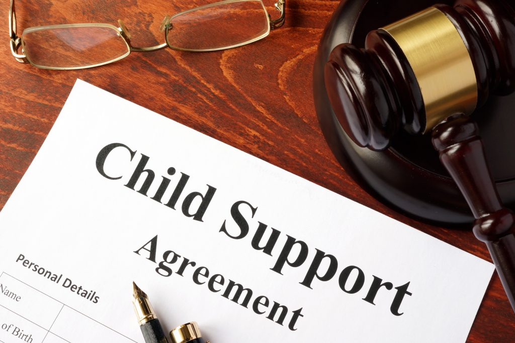 Fort Worth TX child support enforcement