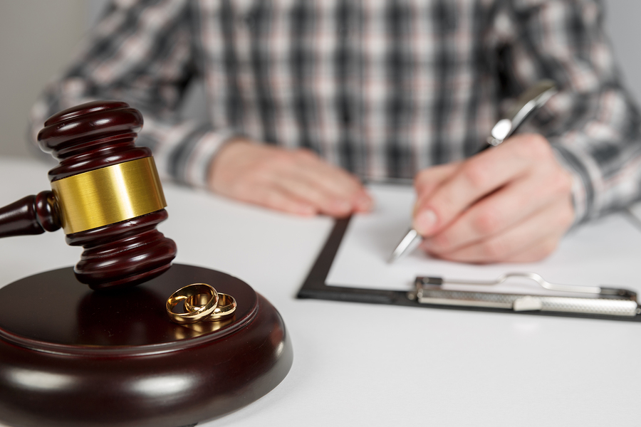 Steps In A Divorce Case In Fort Worth?