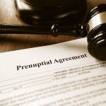 What happens when the terms of a prenuptial agreement and a will conflict in Texas?