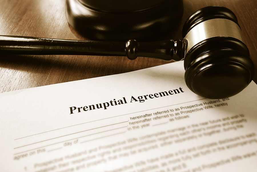 When The Prenuptial Agreements And Wills Conflict In Texas?