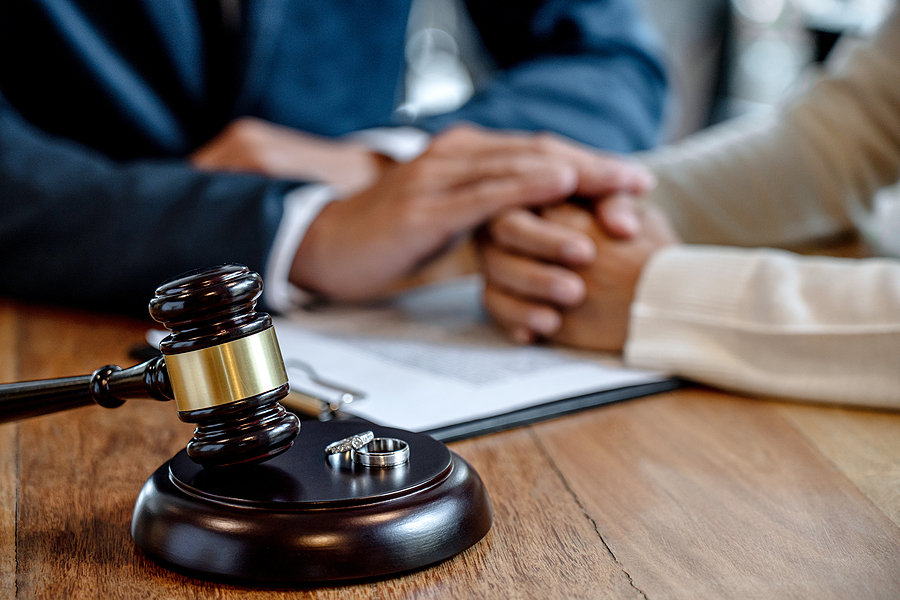Divorcing Someone in Prison in Fort Worth TX